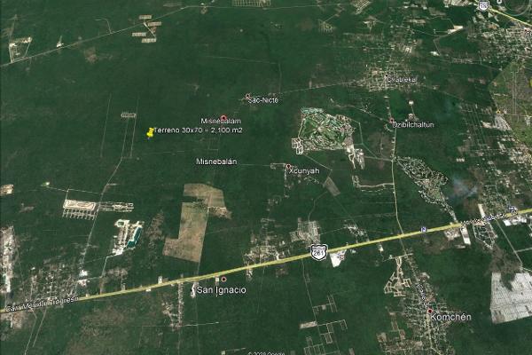 Foto de terreno industrial en venta en 39 178, misne iii, mérida, yucatán, 8451087 No. 06