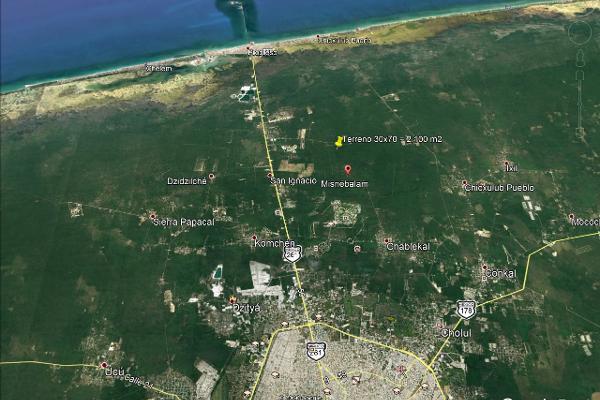 Foto de terreno industrial en venta en 39 178, misne iii, mérida, yucatán, 8451087 No. 07