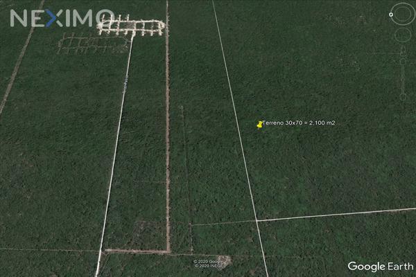 Foto de terreno habitacional en venta en 39 159, san pablo oriente, mérida, yucatán, 8451087 No. 04