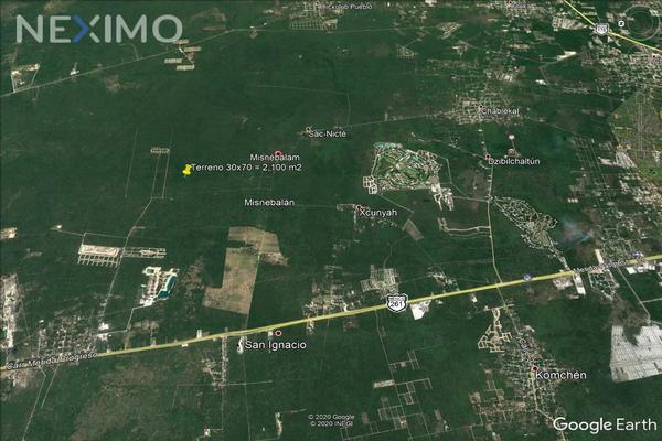 Foto de terreno habitacional en venta en 39 159, san pablo oriente, mérida, yucatán, 8451087 No. 06