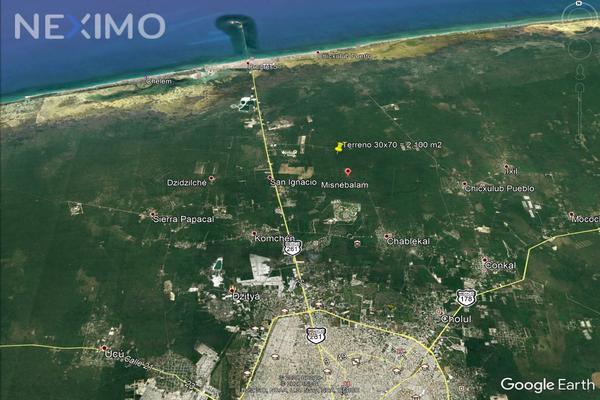 Foto de terreno habitacional en venta en 39 159, san pablo oriente, mérida, yucatán, 8451087 No. 07