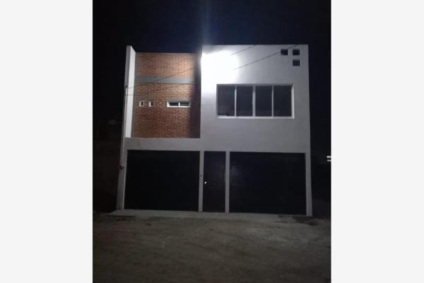 Foto de casa en venta en 3a. privada de atlaco na, san francisco cuapan, san pedro cholula, puebla, 8863390 No. 01