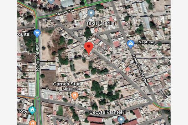 Foto de terreno habitacional en venta en 3a privada de ponciano arriaga , el mezquital, san luis potosí, san luis potosí, 10119215 No. 02
