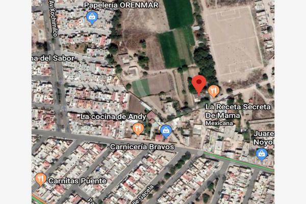 Foto de terreno habitacional en venta en 3a privada de ponciano arriaga , el mezquital, san luis potosí, san luis potosí, 10119215 No. 03