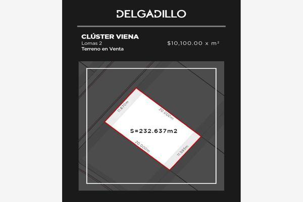 Foto de terreno habitacional en venta en 3ra cerrada austria 3, lomas de angelópolis ii, san andrés cholula, puebla, 0 No. 01