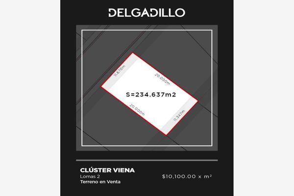 Foto de terreno habitacional en venta en 3ra cerrada austria 5, lomas de angelópolis ii, san andrés cholula, puebla, 0 No. 01