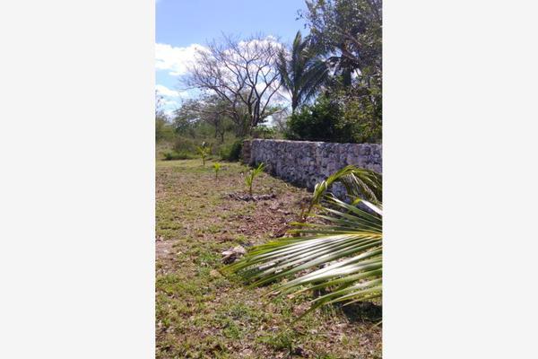 Foto de terreno habitacional en venta en 4 297, izamal, izamal, yucatán, 8228821 No. 01
