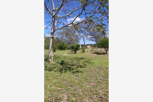 Foto de terreno habitacional en venta en 4 297, izamal, izamal, yucatán, 8228821 No. 03