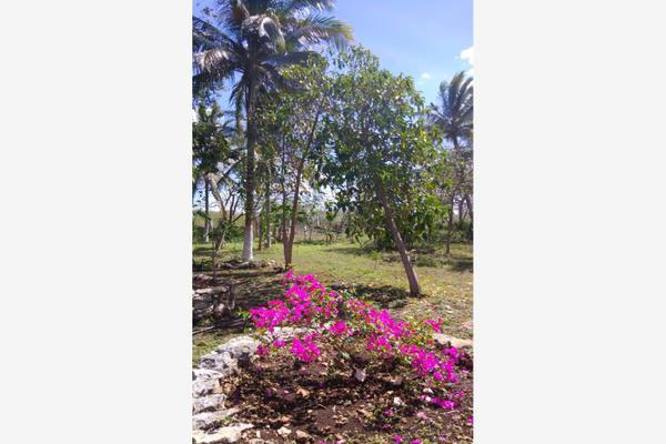 Foto de terreno habitacional en venta en 4 297, izamal, izamal, yucatán, 8228821 No. 04