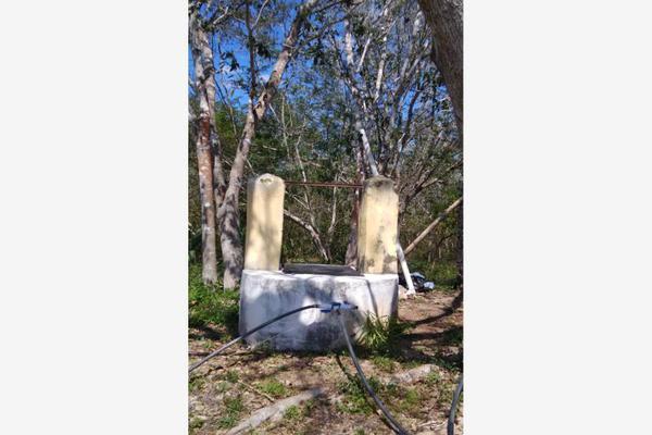 Foto de terreno habitacional en venta en 4 297, izamal, izamal, yucatán, 8228821 No. 07