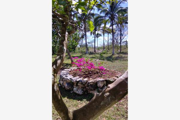 Foto de terreno habitacional en venta en 4 297, izamal, izamal, yucatán, 8228821 No. 08