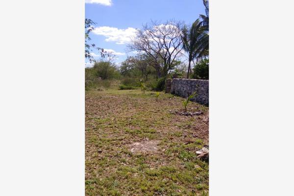 Foto de terreno habitacional en venta en 4 297, izamal, izamal, yucatán, 8228821 No. 09