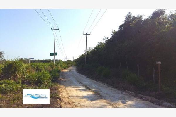 Foto de terreno comercial en venta en costera 4, bacalar, bacalar, quintana roo, 2673017 No. 06