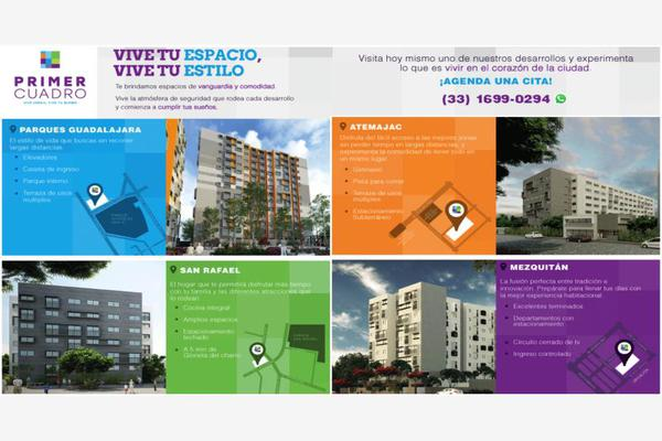 Foto de departamento en venta en 4 diferentes ubicaciones cerca de todo, la aurora, guadalajara, jalisco, 8442401 No. 03