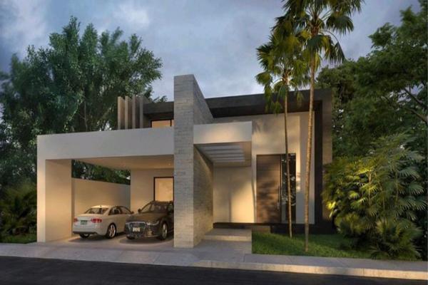 Foto de casa en venta en 40 , privada palma corozal, mérida, yucatán, 19008323 No. 02