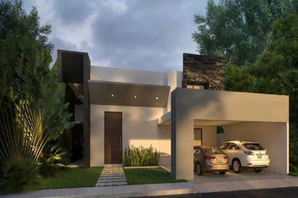 Foto de casa en venta en 40 , privada palma corozal, mérida, yucatán, 19022312 No. 02