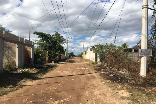 Foto de terreno habitacional en venta en 40 , san pedro noh pat, kanasín, yucatán, 0 No. 03