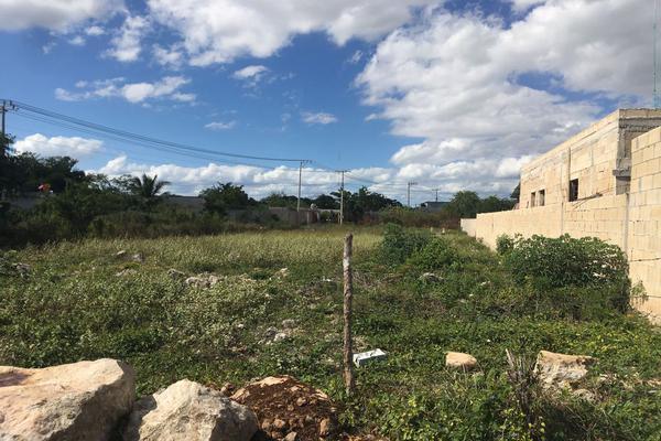 Foto de terreno habitacional en venta en 40 , san pedro noh pat, kanasín, yucatán, 0 No. 05