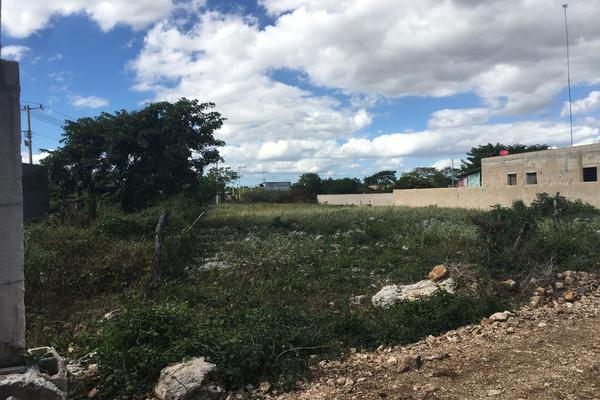 Foto de terreno habitacional en venta en 40 , san pedro noh pat, kanasín, yucatán, 0 No. 06