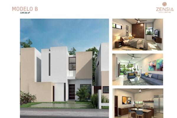 Foto de casa en venta en 41 , conkal, conkal, yucatán, 5430426 No. 03
