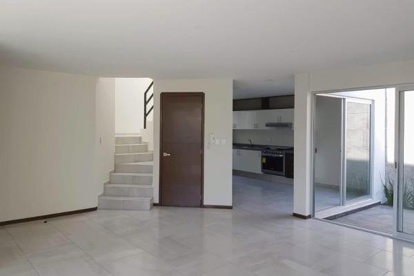 Foto de casa en venta en 42 oriente 1, residencial la carcaña, san pedro cholula, puebla, 5440943 No. 03