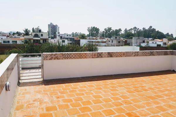 Foto de casa en venta en 42 oriente 1, residencial la carcaña, san pedro cholula, puebla, 5440943 No. 14