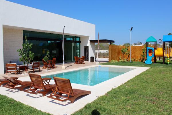 Foto de terreno habitacional en venta en 42 , temozon norte, mérida, yucatán, 8152977 No. 03