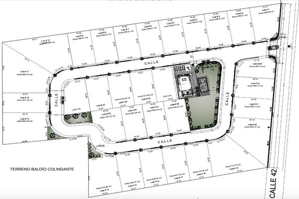 Foto de terreno habitacional en venta en 42 , temozon norte, mérida, yucatán, 8152977 No. 11