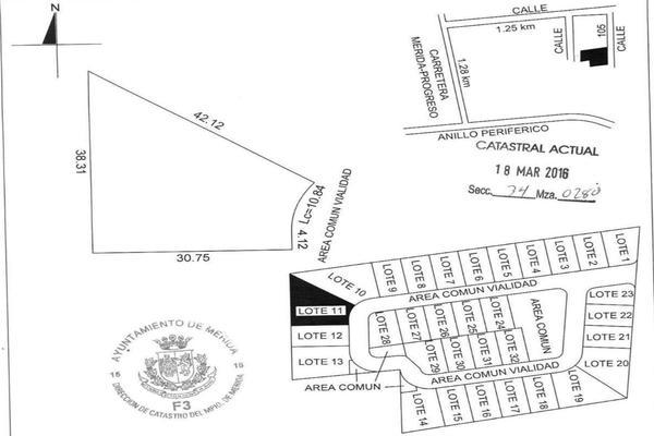 Foto de terreno habitacional en venta en 42 , temozon norte, mérida, yucatán, 8152977 No. 14