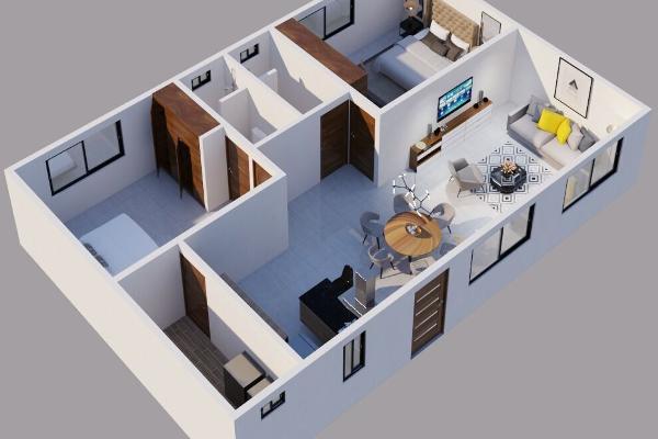 Foto de departamento en renta en 42 , tila, carmen, campeche, 5355516 No. 05