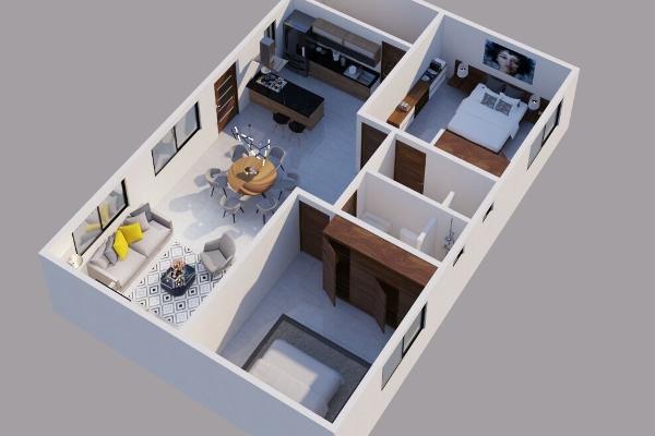 Foto de departamento en renta en 42 , tila, carmen, campeche, 5355516 No. 07
