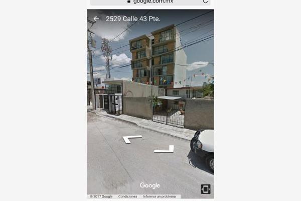 Foto de terreno habitacional en venta en 43 poniente 2529, granjas atoyac, puebla, puebla, 3659748 No. 01