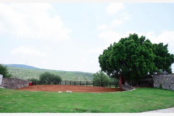 Foto de terreno habitacional en venta en 430 1, san antonio la galera, huimilpan, querétaro, 5674792 No. 01