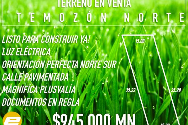 Foto de terreno habitacional en venta en 44427 tablaje , temozon norte, mérida, yucatán, 3913253 No. 02