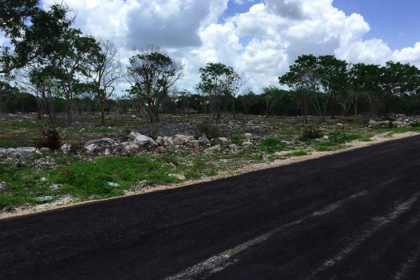 Foto de terreno habitacional en venta en 44427 tablaje , temozon norte, mérida, yucatán, 3913253 No. 03