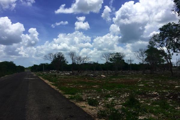 Foto de terreno habitacional en venta en 44427 tablaje , temozon norte, mérida, yucatán, 3913253 No. 04