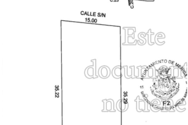 Foto de terreno habitacional en venta en 44427 tablaje , temozon norte, mérida, yucatán, 3913253 No. 06