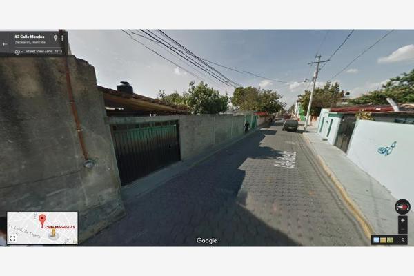 Foto de casa en venta en morelos poniente 45, santa maria acuitlapilco, tlaxcala, tlaxcala, 3061159 No. 01