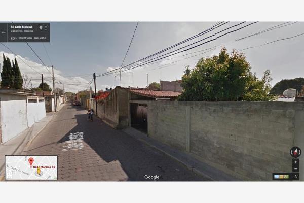 Foto de casa en venta en morelos poniente 45, santa maria acuitlapilco, tlaxcala, tlaxcala, 3061159 No. 02