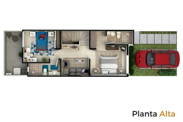 Foto de casa en venta en 458 2, los héroes chalco, chalco, méxico, 8875353 No. 16
