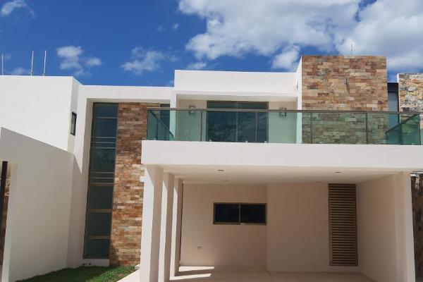 Foto de casa en venta en 46 , temozon norte, mérida, yucatán, 8868092 No. 01