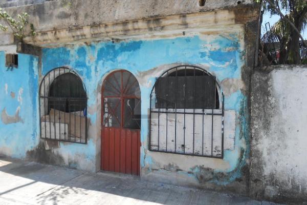 Foto de terreno habitacional en venta en 48 norte , luis donaldo colosio, solidaridad, quintana roo, 5806127 No. 01