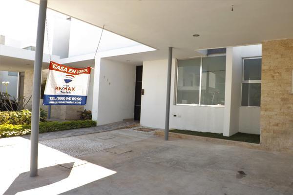Foto de casa en venta en 49 , privada chuburna plus, mérida, yucatán, 8386951 No. 01