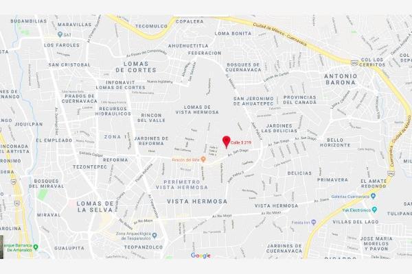 Foto de casa en venta en 5 219, vista hermosa, cuernavaca, morelos, 5762356 No. 02