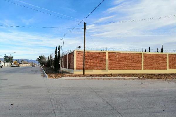Foto de terreno habitacional en venta en 5 , aeropuerto, chihuahua, chihuahua, 19235277 No. 02