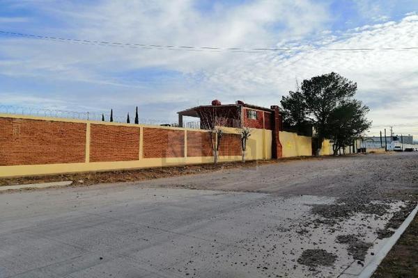 Foto de terreno habitacional en venta en 5 , aeropuerto, chihuahua, chihuahua, 19235277 No. 03