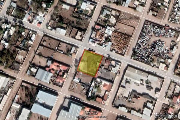 Foto de terreno habitacional en venta en 5 , aeropuerto, chihuahua, chihuahua, 19235277 No. 06
