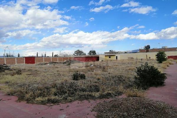Foto de terreno habitacional en venta en 5 , aeropuerto, chihuahua, chihuahua, 19235277 No. 09