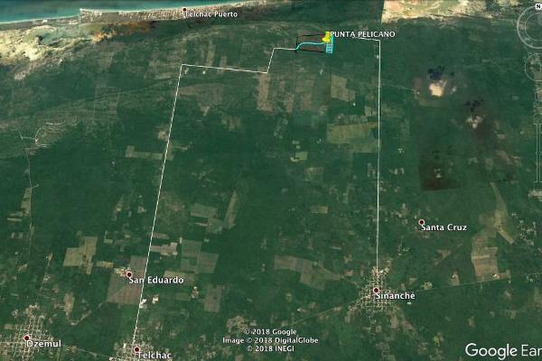 Foto de terreno habitacional en venta en  , telchac puerto, telchac puerto, yucatán, 5940737 No. 01