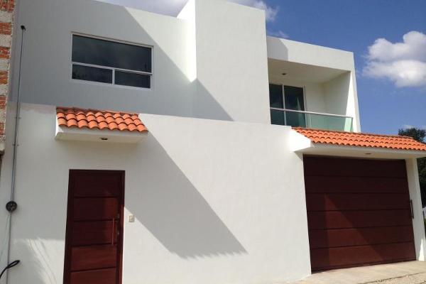 Foto de casa en venta en 5 de mayo 1, rivadavia, san pedro cholula, puebla, 3416238 No. 01